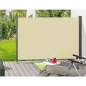 "Mobile Preview: Seitenmarkise SLIM ""creme"" 200 x 300 cm"